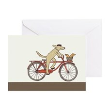 """Dog and Squirrel"" Thank You Cards (Pk o"