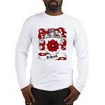 Schenk Family Crest Long Sleeve T-Shirt