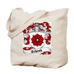 Schenk Family Crest Tote Bag