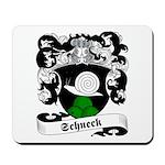 Schneck Family Crest Mousepad