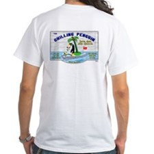 Chilling Penguin (BK) Shirt