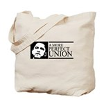 Obama: A more perfect Union Tote Bag