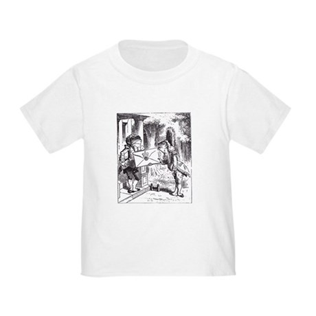 Fish-Footman Toddler T-Shirt
