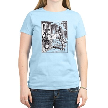 Fish-Footman Women's Light T-Shirt