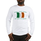 Ireland's Greatest Grandpa Long Sleeve T-Shirt