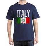 Classic Retro Italy T-Shirt