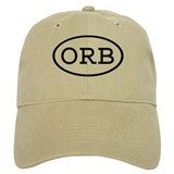 ORB Oval Baseball Cap