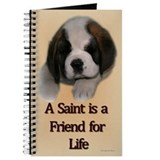 St. Bernard Pup Journal