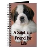 St. Bernard Puppy Journal