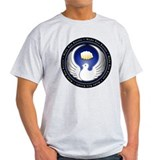 Classic Wado Ryu Dove and Fist T-Shirt