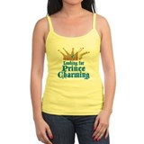 Looking For Prince Charming Tank Top