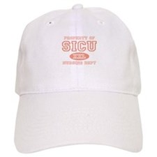 Property of SICU Nurse Baseball Cap