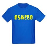 Oswego Faded (Gold) T