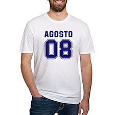 Agosto 08 Shirt