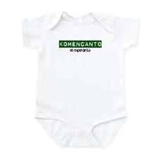 Beginner Infant Bodysuit