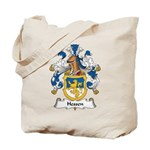 Hessen Family Crest Tote Bag