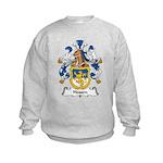 Hessen Family Crest Kids Sweatshirt
