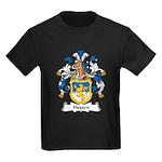 Hessen Family Crest Kids Dark T-Shirt