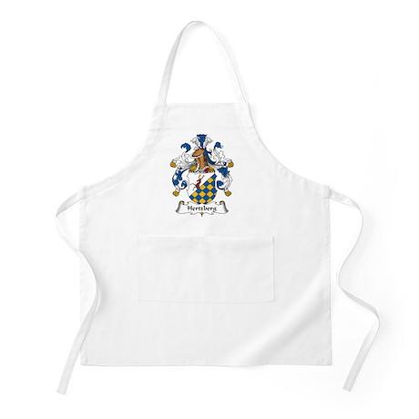 Hertzberg Family Crest BBQ Apron