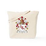 Hertenstein Family Crest Tote Bag