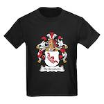 Hertenstein Family Crest Kids Dark T-Shirt