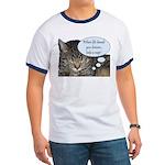 CAT NAP HUMOR Ringer T