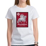 Knights Templar Women's T-Shirt