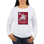 Knights Templar Women's Long Sleeve T-Shirt
