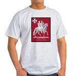 Knights Templar Light T-Shirt