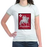 Knights Templar Jr. Ringer T-Shirt