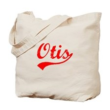 Vintage Otis (Red) Tote Bag
