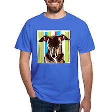 Pop Art Italian Greyhound T-Shirt