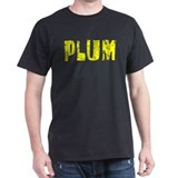 Plum Faded (Gold) T-Shirt