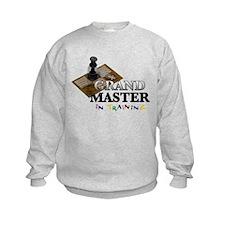 Grand Master in Training Sweatshirt