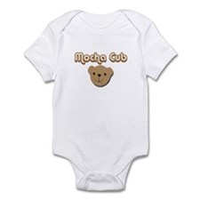 Mocha Cub Infant Bodysuit