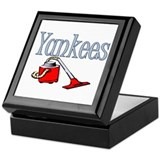 Grover Graphics - Yankees Suck Keepsake Box