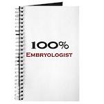 100 Percent Embryologist Journal