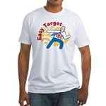 Easy Target Fitted T-Shirt