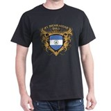 Number One Nicaraguan Dad T-Shirt