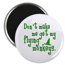 Flying Monkeys Magnet