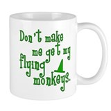 Flying Monkeys Small Mug