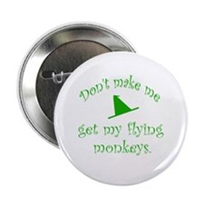 "Flying Monkeys 2.25"" Button (100 pack)"