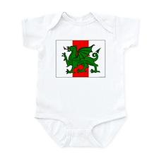 Midrealm Ensign Infant Bodysuit