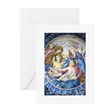 Madonna Mural Greeting Cards (Pk of 10)