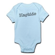 Hapkido Infant Bodysuit