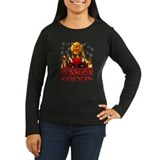 Devil Dance Women's Long Sleeve blk T-Shirt