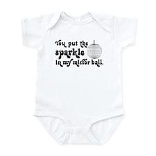 Mirror Ball Infant Bodysuit