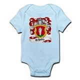 Schultz Family Crest Infant Creeper