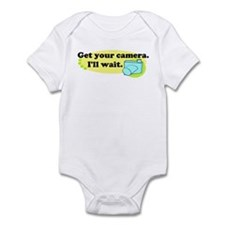 Get your camera Infant Bodysuit