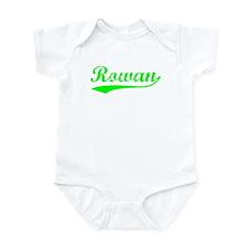 Vintage Rowan (Green) Infant Bodysuit